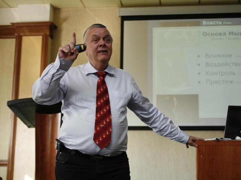 Психолог Пьюселик о войне на Донбасе