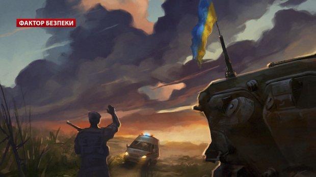 Укріїнська війна очима іноземних художників