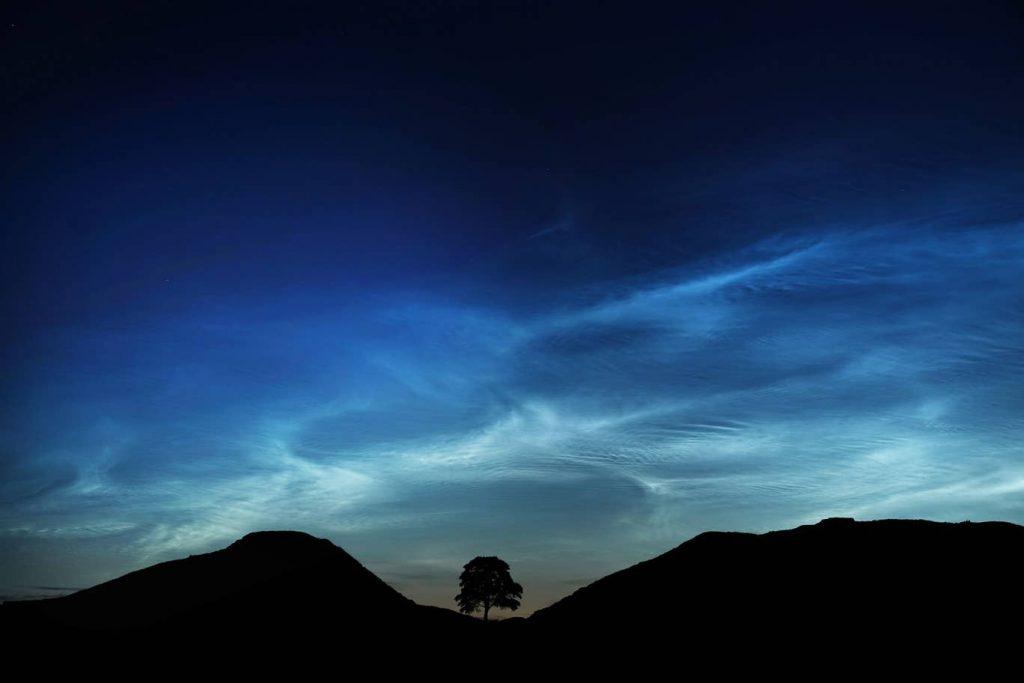 Безсонні ночі заради північного сяйва