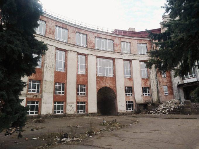 👉Унікальні фото з минулого: як виглядав палац Ілліча.