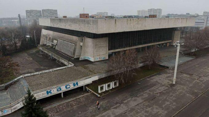 🤸♂️Понад мільярда гривень витратять на реконструкцію палацу спорту «Метеор».